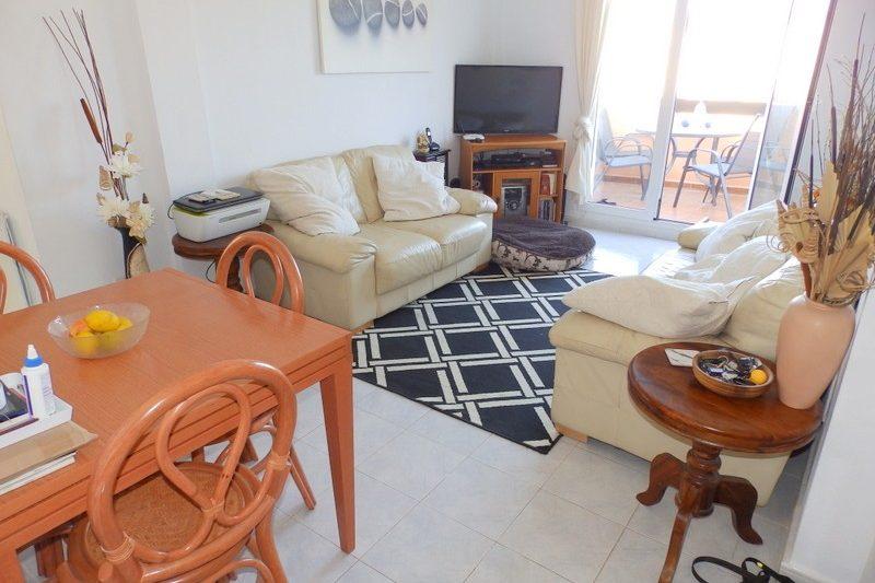 Three bed apartment in Villamartin for sale