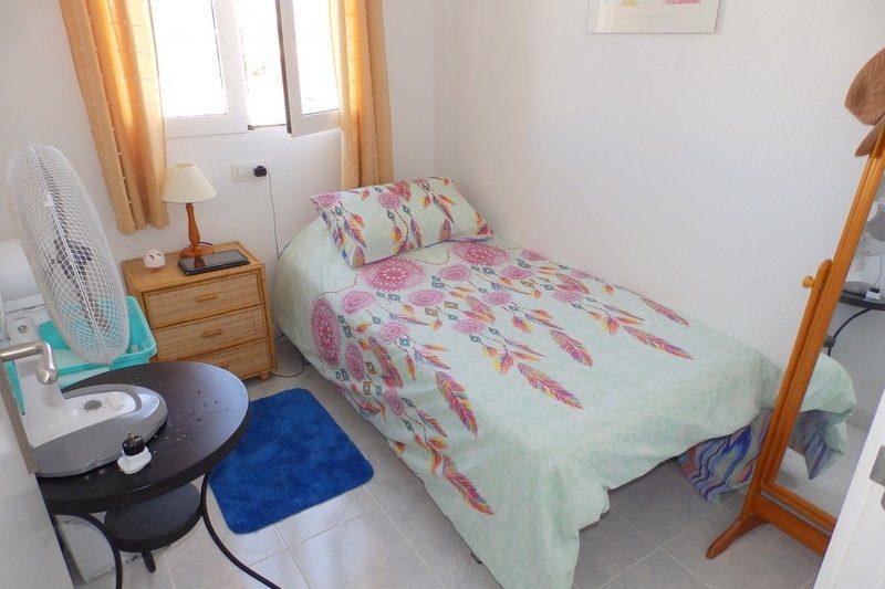 Three bed apartment in Villamartin