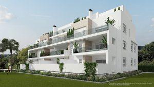 brand new property for sale in Villamartin