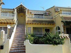 Property for sale in Villamartin top floor apartment
