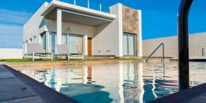 Three-bedroom villa in Villamartin, Costa Blanca South. New Build development
