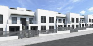 new build property for sale in Torrevieja - bungalows