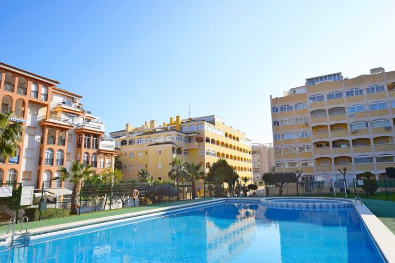 New build property for sale in Torrevieja - two bed apartments